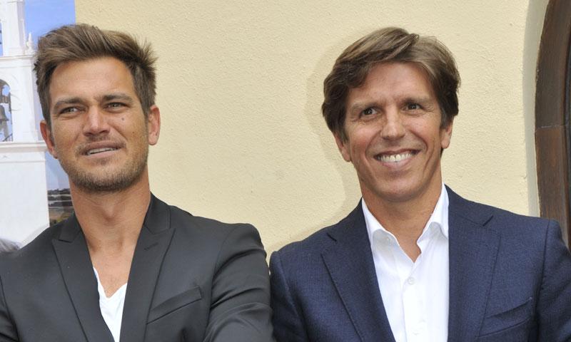 Manuel Díaz y Julio Benítez 'El Cordobés', juntos en el pueblo de su padre ¿qué hacían allí?
