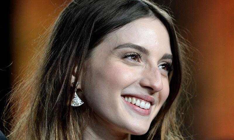 María Valverde, recién casada y ¿embarazada?