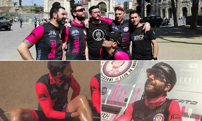 ¿Por qué ha recorrido Dani Rovira más de 1.500 kilómetros en bici?