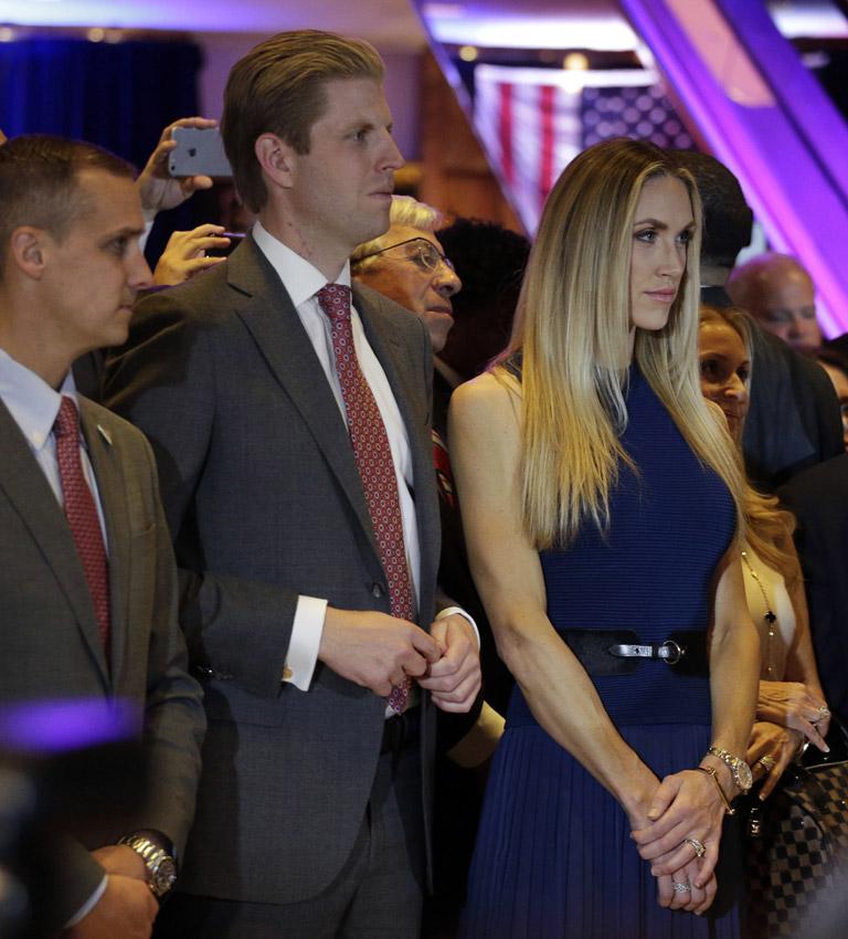 En ¡HOLA!: Lara Trump habla de su vida como nuera del ...