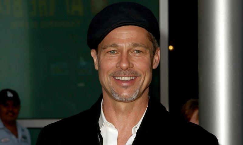 Brad Pitt, más 'delgado' pero 'feliz', comenta su círculo más cercano