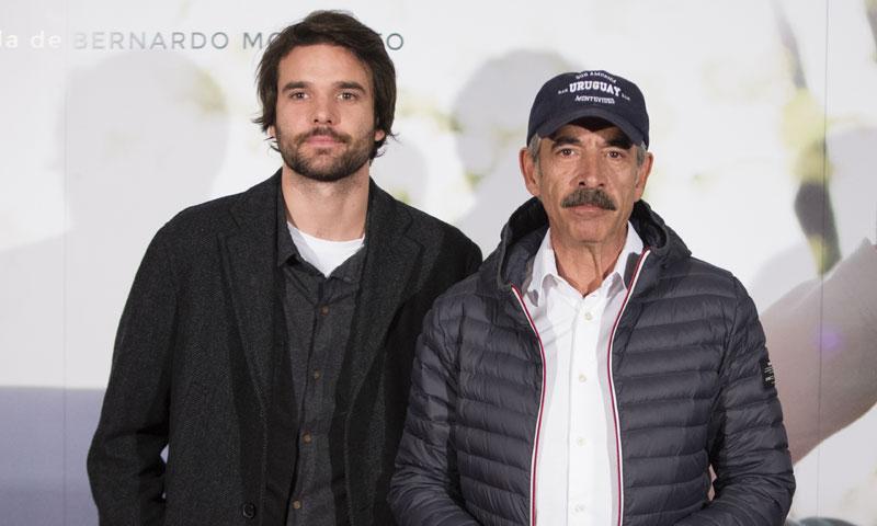 Jon Arias, hijo de Imanol Arias y Pastora Vega, protagonista de la nueva serie de TVE