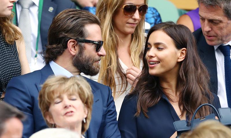 Irina Shayk y Bradley Cooper han sido padres