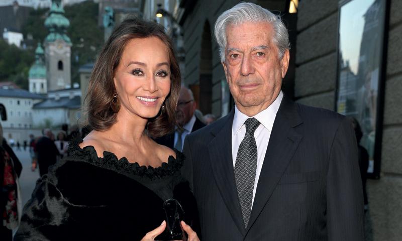 Isabel Preysler y Mario Vargas Llosa, noche de ópera en Salzburgo