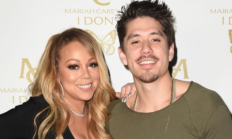 Mariah Carey rompe con el bailarín Bryan Tanaka
