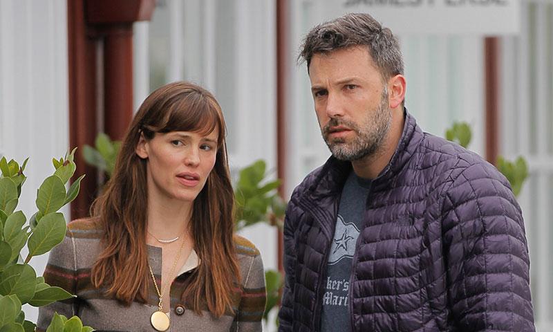 Jennifer Garner solicita el divorcio a Ben Affleck dos años después de su ruptura