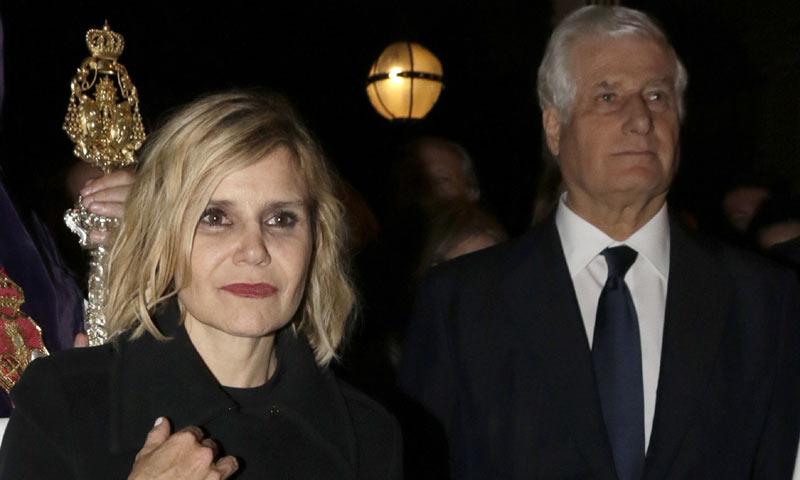 Así ayudó la familia Alba en las estampidas de la Madrugá de Sevilla