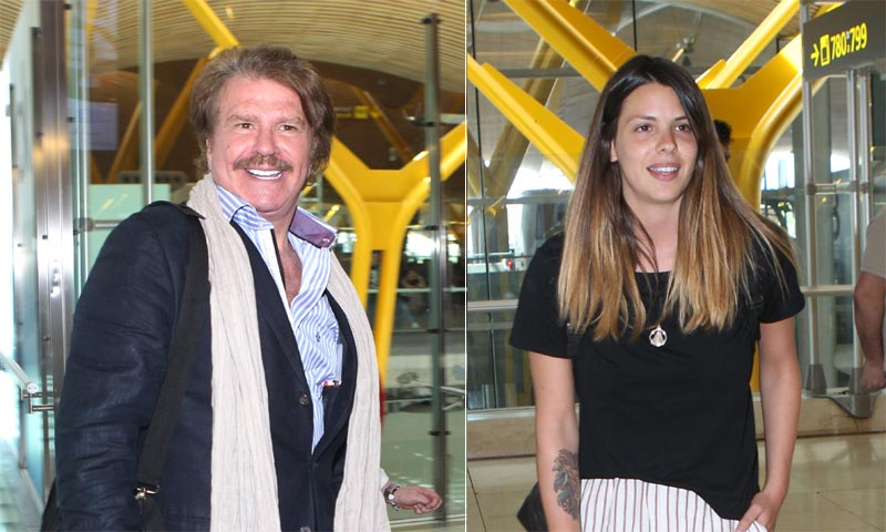 Los 'supervivientes' Edmundo Arrocet, Laura M. Flores y Alba Carrillo ponen rumbo a la aventura