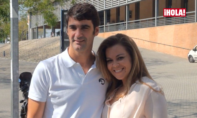 Jesulín de Ubrique, inseparable de su mujer tras su ingreso hospitalario