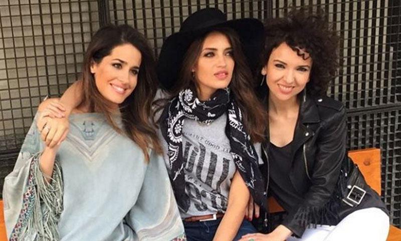 Sara Carbonero y su broche final a las vacaciones con sus amigas de la tele