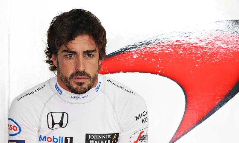 Fernando Alonso, conmocionado por un trágico suceso en su circuito de 'karts'