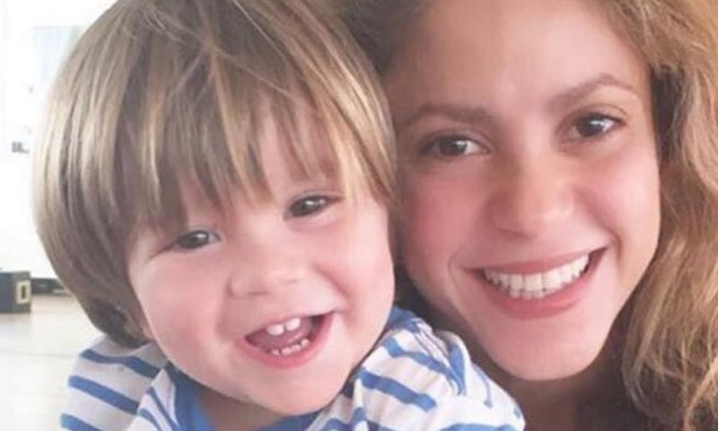 '¡Nos vamos de gira!' Shakira se lleva a sus hijos de tour