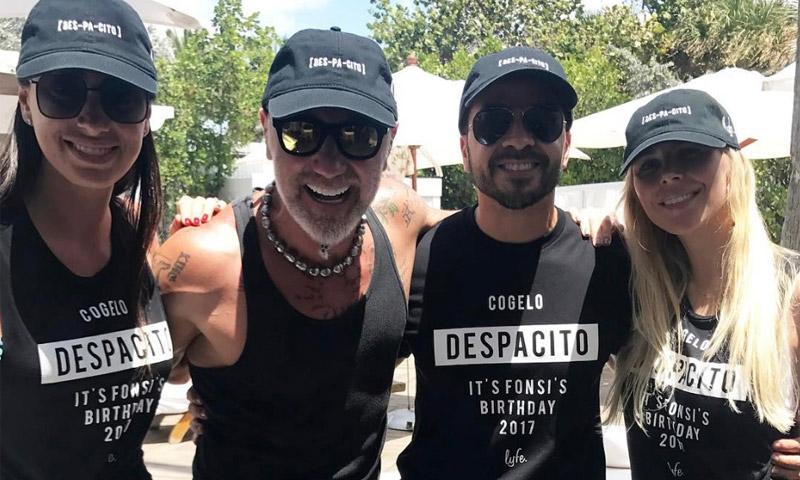 'Des-pa-cito'... ¡No te pierdas las fiestas de Luis Fonsi y Gianluca Vacchi!