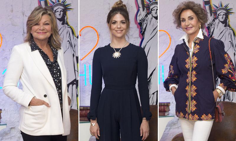 Naty Abascal, Cari Lapique y Manuela Velasco, juntas por una buena causa
