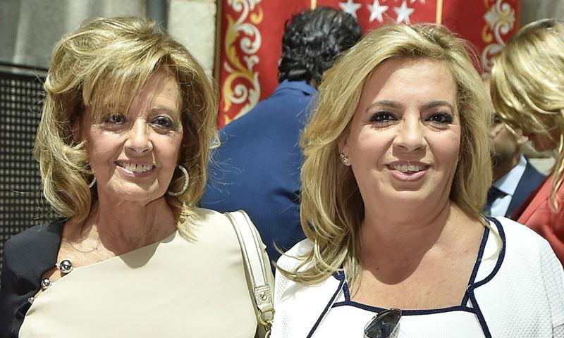 ¿Reconoce María Teresa Campos a Edmundo en 'Supervivientes'? La periodista 'corrige' a su hija