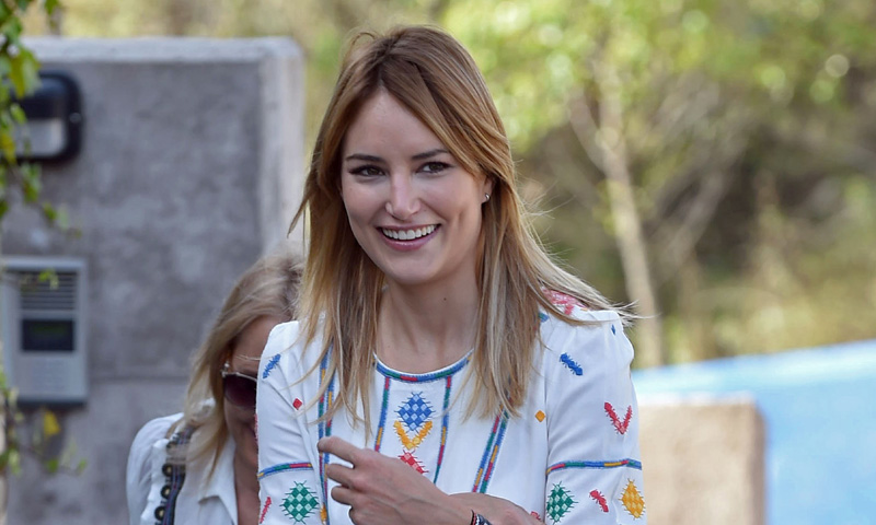 Alba Carrillo lanza un dardo a Feliciano López desde la isla