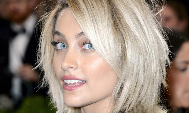 Paris Jackson prepara su debut en Hollywood junto a Charlize Theron y Amanda Seyfried