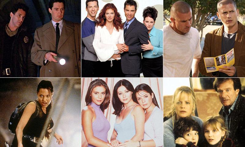 ¡Fiebre de nostalgia! La agenda definitiva de películas y series que vuelven años después