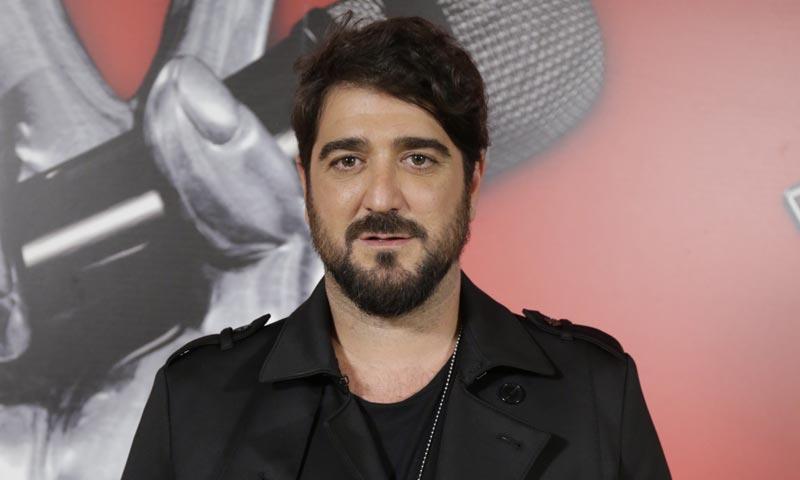 Antonio Orozco, sobre la muerte de su amigo cuando grababa 'La Voz Kids': 'Lo que me pasó fue muy salvaje'