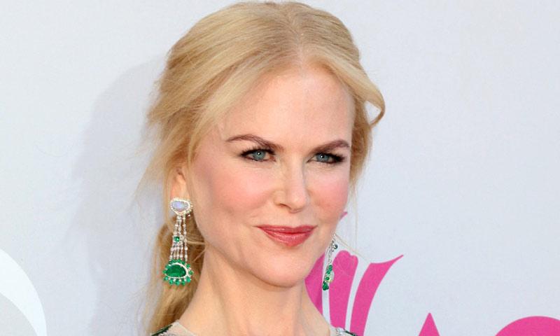 Nicole Kidman demuestra que sí sabe aplaudir