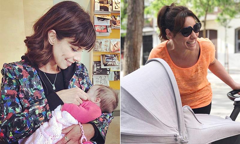 El momento más tierno de Maribel Verdú con la hija de Natalia Verbeke