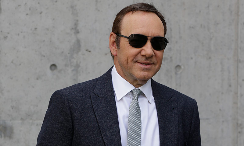 Kevin Spacey, la alternativa de ficción a Donald Trump