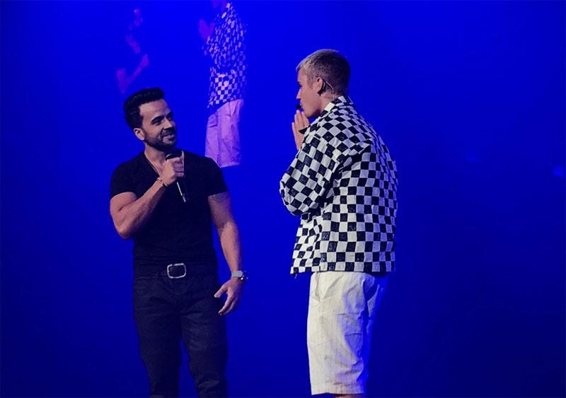 Luis Fonsi y Justin Bieber, ¿enfrentados por 'Despacito'?