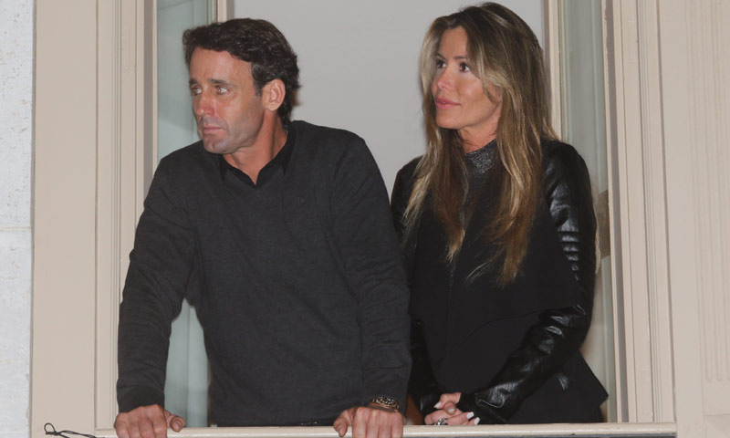 Álvaro Muñoz Escassi y Raquel Bernal ponen fin a su matrimonio