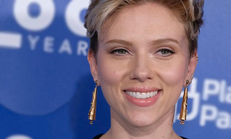 Scarlett Johansson encuentra a su 'doppelgänger'