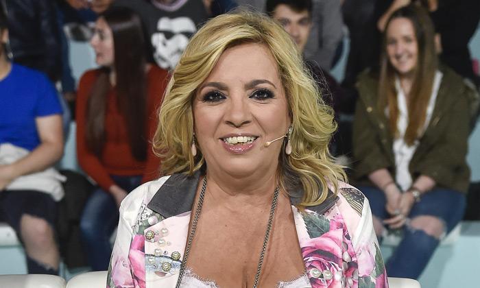 Carmen Borrego, sobre la salud de María Teresa Campos: 'Está estable, tranquila'