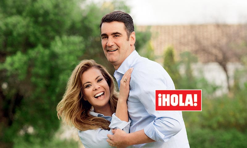 Exclusiva en ¡HOLA!, la entrevista más conmovedora de Jesulín de Ubrique y María José Campanario: '¡Nos volvemos a casar!'