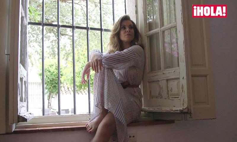 En ¡HOLA!: María José Campanario habla por primera vez del drama de la enfermedad crónica que padece
