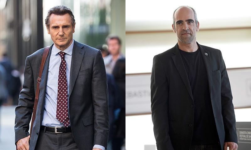 Liam Neeson vs. Luis Tosar: dos 'desconocidos' frente a frente