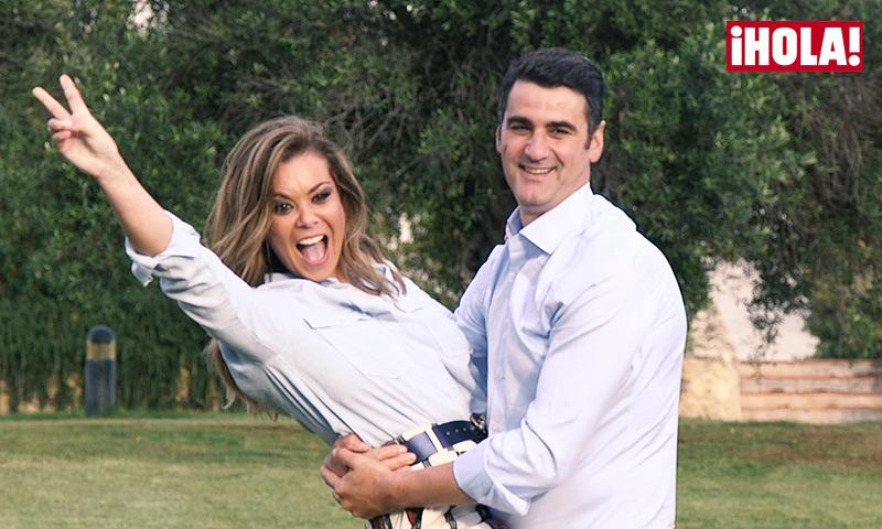 Risas, besos, miradas... Las imágenes más cómplices de Jesulín de Ubrique y María José Campanario, en ¡HOLA!