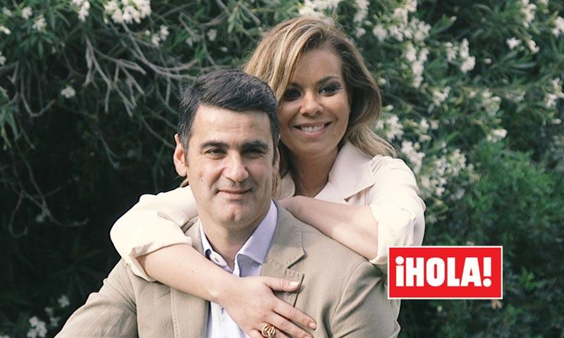 En ¡HOLA!, Jesulín de Ubrique, sobre la enfermedad de su mujer: 'Me costó entender que una caricia pudiera crear ese dolor'