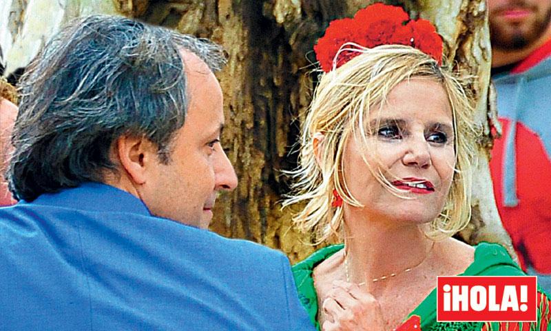 ¡Invitados sorpresa! Eugenia Martínez de Irujo y Narcís Rebollo juntos en la boda de Risto y Laura