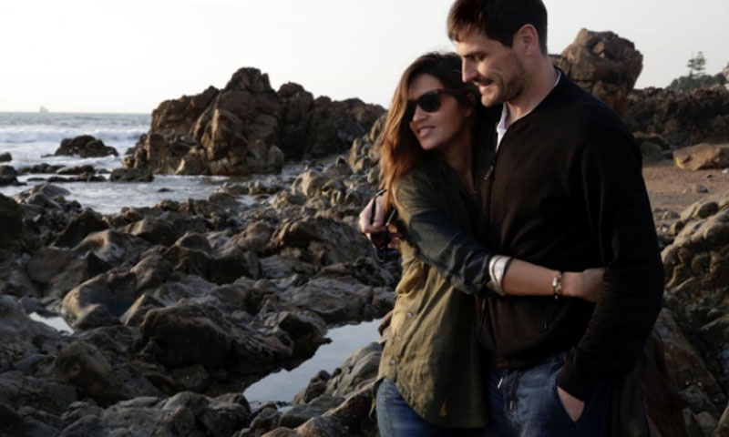 Así celebró Iker Casillas su 36 cumpleaños de la mano de Sara Carbonero