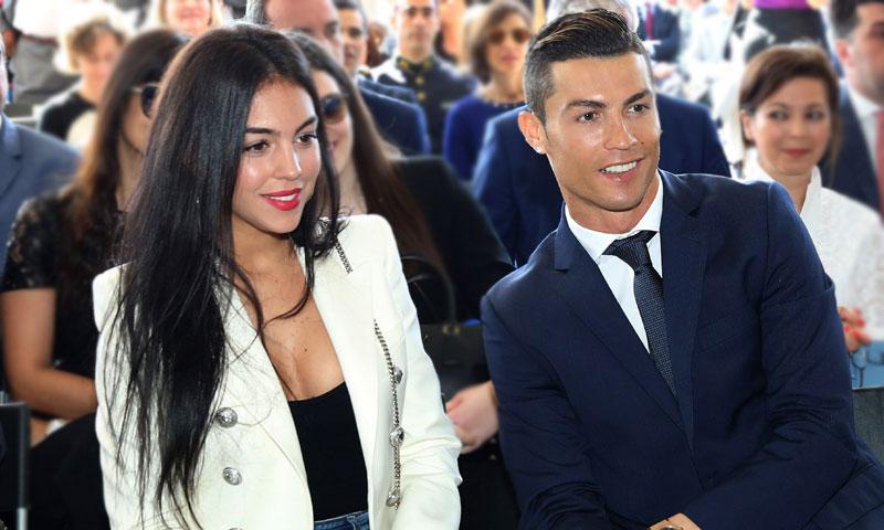 ¡Esto va en serio! Cristiano Ronaldo y Georgina Rodríguez comparten su primera foto juntos