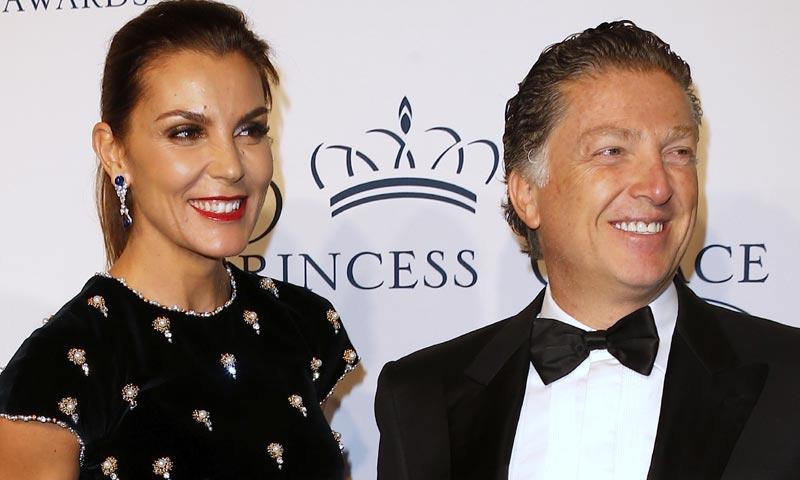 Mar Flores y Elías Sacal pasan juntos el fin de semana en Cannes