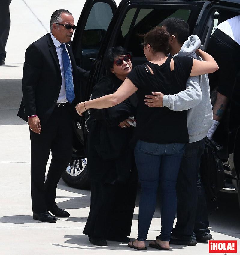 La progenitora de Ariana se encontraba en el Manchester Arena cuando explotóla bomba