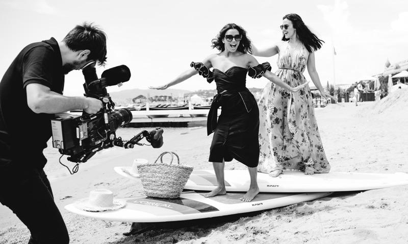¿Qué hacía nuestra youtuber Patry Jordán con Eva Longoria en Cannes?
