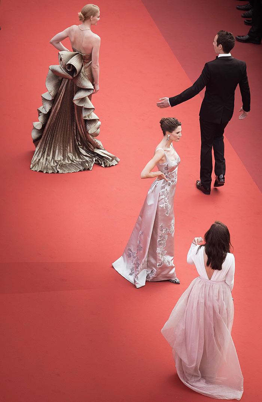 Qué hacía nuestra youtuber Patry Jordán con Eva Longoria en Cannes?