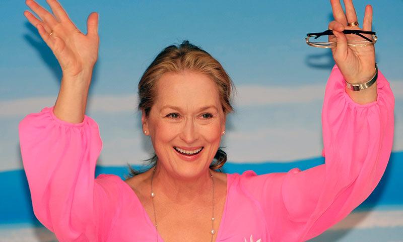 Meryl Streep volverá a hacernos cantar con 'Mamma Mia!'