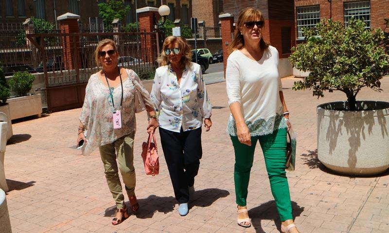 EXCLUSIVA: María Teresa Campos acude al hospital para someterse a su última prueba