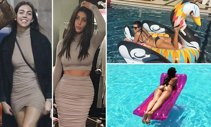 ¿Por qué Georgina Rodríguez podría ser una de las Kardashian?