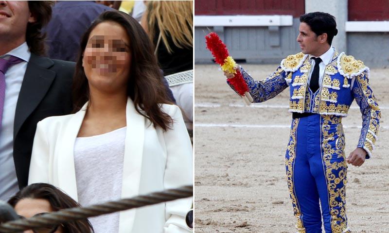 Francisco Rivera, arropado por su hija en una 'importantísima cita'