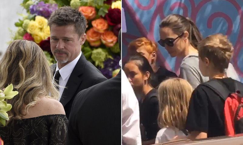 Angelina Jolie y Brad Pitt viven el 11 cumpleaños de su hija Shiloh de formas muy diferentes