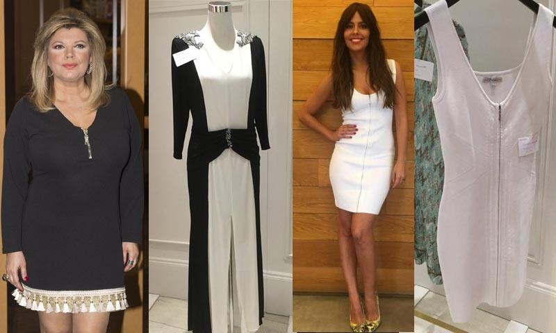 A la venta los vestidos de Cristina Pedroche, Terelu Campos o Mariló Montero