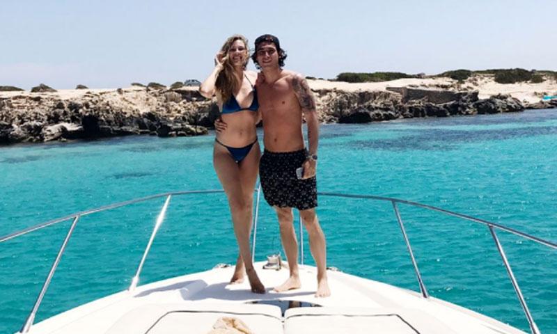 ¡A todo lujo! Jessica Bueno y Jota Peleteiro celebran en Ibiza su segundo aniversario de boda