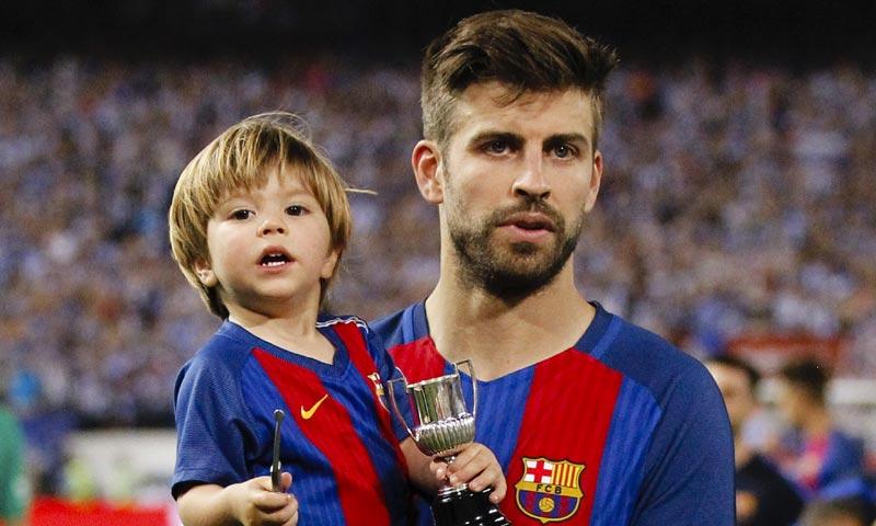 Gerard Piqué rumbo a Estados Unidos ¿con sus hijos y al reencuentro de Shakira?
